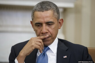 Ce telefon are presedintele Barack Obama. Presedintele american nu are voie sa trimita mesaje text