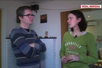 Alex Dima, interviu cu reprezentantii Barnevernet. Cum se traduce