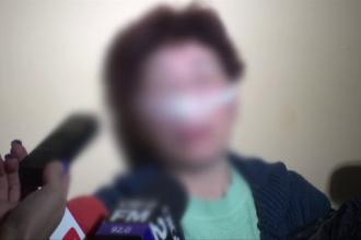Marturiile femeilor agresate de un schizofrenic in centrul Brailei. Camerele au surprins momentul unuia dintre atacuri