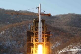 Coreea de Nord a anuntat ca va lansa un satelit. SUA ameninta cu sanctiuni dure: