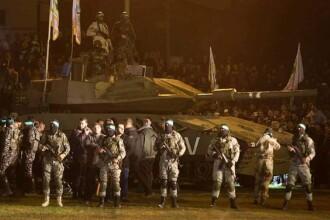 Mişcarea Hamas a anunţat încheierea unui armistiţiu cu Israelul