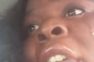 Tocmai fusese impuscata de 3 ori, insa a facut o transmisiune live pe Facebook. Ce a transmis tanara ingrozita. VIDEO