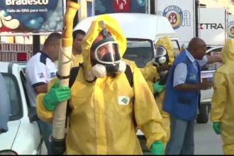 Ziua petreceri, iar seara masuri stricte anti-tantari. Cum se pregatesc autoritatile din Brazilia pentru Carnavalul de la Rio