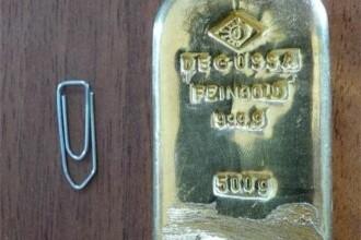 O adolescenta de 16 ani a gasit un lingou de aur pe fundul unui lac din Germania. Politia a decis ca poate sa-l pastreze