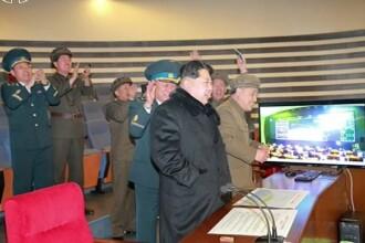 Coreea de Nord a lansat o racheta cu raza lunga de actiune. Coreea de Sud: Phenianul pregateste un al cincilea test nuclear