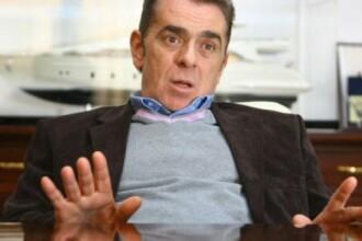 Ioan Neculaie, patronul echipei de fotbal FC Brasov, arestat preventiv pentru evaziune fiscala, delapidare si spalare de bani