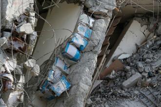 Guvernul Taiwanului a cerut o ancheta. Descoperirea facuta de salvatori in zidurile blocului de 17 etaje, prabusit dupa seism