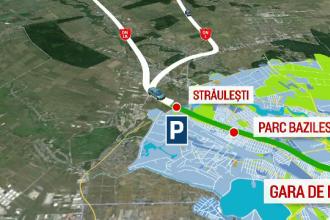 Un aviz tine pe loc de 8 luni prima parcare intermodala din Romania