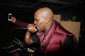Rapperul DMX dus la spital in stare grava dupa ce a consumat droguri