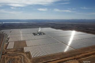 Cea mai mare centrala solara din lume, inaugurata in inima Saharei. Constructia din Maroc a costat 600 de milioane de euro