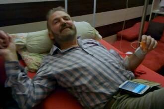 Momentul in care un britanic bolnav incurabil si-a pus capat vietii, intr-o clinica din Elvetia, difuzat de BBC. VIDEO