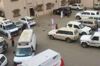 Atac armat intr-un birou al Ministerului saudit al Educatiei soldat cu 6 morti. Presa locala: Autorul este un invatator