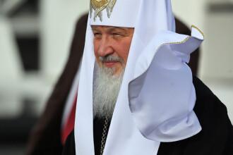 Patriarhul Kirill a făcut turul Moscovei cu o icoană sfântă, pentru a îndepărta coronavirusul