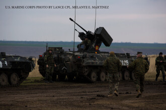 Seful NATO promite ca Europa de Est va fi aparata de Putin.