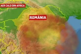 Urmatoarele zile vor aduce recorduri de temperatura in Romania. Meteorologii dau vina pe incalzirea globala