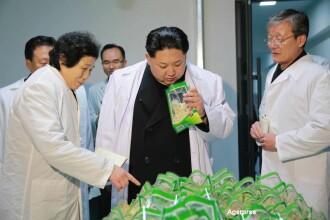 Ordinul dat de Kim Jong-Un, dupa lansarea rachetei cu raza lunga.