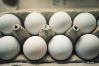 Alerta in Romania, dupa ce s-a descoperit salmonella in oua importate din Polonia. In ce judete au ajuns alimentele