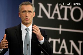 Prima discutie intre seful NATO si Donald Trump. Conditia pusa de noul presedinte american pe care Romania nu o respecta