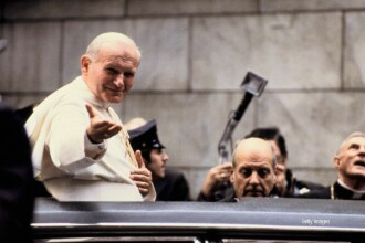 BBC: Papa Ioan Paul al II-lea a avut o prietenie