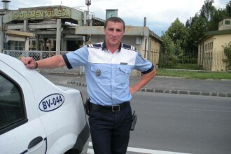 Politistul Marian Godina,