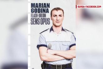 Politistul Marian Godina si-a infruntat sefii si a iesit cu scandal. Ce spun superiorii despre ultima relatare a agentului