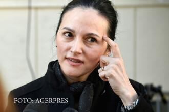 Alina Bica raspunde la acuzatiile fostului sef de la crima organizata Alba.