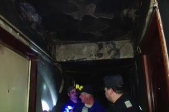 Sfarsit cumplit pentru o femeie din Maramures, care a pierit in incendiul ce i-a cuprins apartamentul. Ce a declansat focul