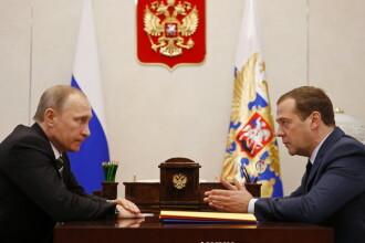 Ce se ascunde, de fapt, în spatele demisiei premierului Rusiei. Planul lui Putin