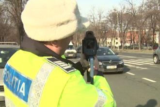 Este cea mai mare viteza cu care aparatele radar au inregistrat un autovehicul pe autostrazile din Romania. Anuntul IGPR
