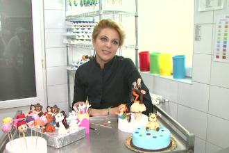 Jurata de la Bake Off Romania, Simona Pope, dezvaluie secretul dulciurilor gustoase. Show-ul incepe pe 29 februarie la ProTV