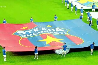 Brandul Steaua Bucuresti a fost evaluat la 57,3 MILIOANE de euro. Valoarea o depaseste pe cea a unor echipe mari din Europa