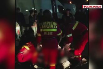 Incident extrem de grav in Capitala. Un barbat care incerca sa desparta doi tineri care se certau a fost injunghiat