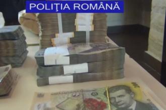 Sume uriase de bani descoperite la evazionisti din Cluj, Bihor si Timis. Anchetatorii au pus sechestru pe 68 de masini