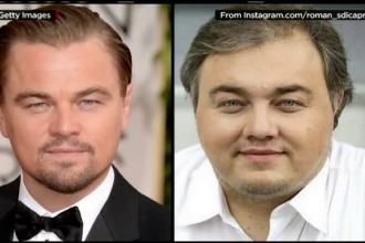 Sosia lui Leonardo DiCaprio din Rusia a ajuns vedeta. Cum incearca rusii sa il transforme in starul de la Hollywood