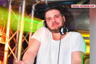 Un DJ din Bucuresti a disparut dupa ce a lasat un mesaj pe Facebook. Politistii incearca sa dea de el