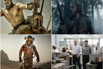 8 filme geniale se lupta pentru Oscar, in cea mai surprinzatoare cursa din istoria moderna. Povestile filmelor nominalizate