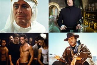 25 de actori geniali care nu au primit Oscar pentru interpretare. Starurile nedreptatite de Academia Americana de Film
