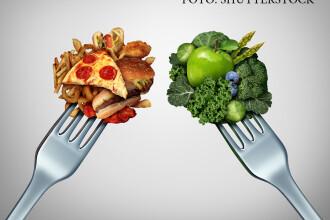 Glucidele, indispensabile pentru viata dar dusmanele siluetei. Cum se calculeaza corect caloriile din alimente