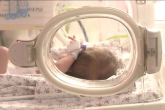 Un bebelus diagnosticat cu SHU va fi externat de la