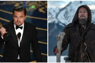 Seara in care Leonardo DiCaprio a devenit