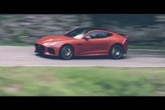 Salonul Auto de la Geneva. Jaguar prezinta masina cu motor V8 de cinci litri, care poate atinge 321 km/h