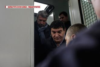Cristi Borcea s-a intors la Jilava, dupa o vizita de 2 ore la DIICOT. Ce s-a intamplat cu milionul primit de la FIFA
