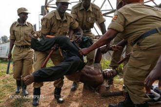 Sacrificii omenesti in campanie electorala, in Uganda.
