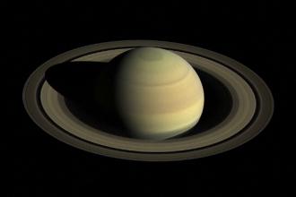 NASA a facut publice poze cu inelele de gheata ale planetei Saturn. Ce se va intampla in aprilie cu sonda spatiala