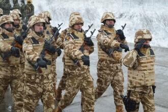 Ministerul Apărării începe recrutarea de soldaţi. 3.400 de posturi disponibile