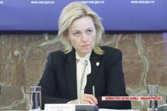 Carmen Dan trimite comisiei de apărare raportul clasificat despre intervenția brutală a jandarmilor