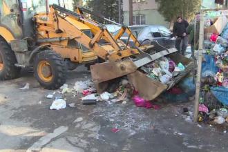 Problema gunoaielor din Orsova, rezolvata de Garda de Mediu, insa doar pentru moment. Reactia localnicilor