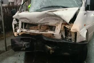 16 persoane transportate la spital, dupa un accident in Cluj. Martor: