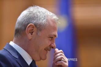Presedintele PSD Liviu Dragnea: