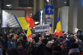 Euronews, comparatie intre protestele de acum si Revolutia din 1989.